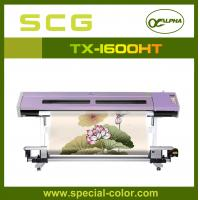 Wholesale 1440dpi Inkjet Printer Sublimation Printer.textile printer TX-1600HT from china suppliers