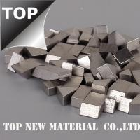 Wholesale High Precision Cobalt Chrome Alloy Saw Tips , Circular / Frame Saw Blades Wood Cutter Tool from china suppliers