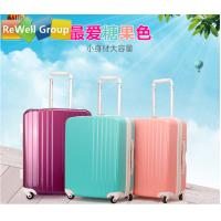 Wholesale Wide - Body Shopping Trolley Bags Luggage Zipper Suitcase 18 Inch Pull Rod Box from china suppliers
