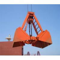 Wholesale Mechanical Control Bulk Cargo Ship Single Rope Grab for Loading Bulk Material from china suppliers