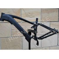 de8d85260d4 ... Quality 27.5er Boost Full Suspension Electric Bike Frame Bafang G521  500w Ebike for sale ...
