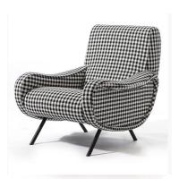 Wholesale Classic Retro Modern Upholstered Sofa Living Room Fabric Armchair HY-C357 from china suppliers