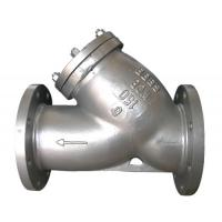 Wholesale SS304 Screen Y Type Strainer 6inch  RF flanged  class 150#  WCB Body High Performance from china suppliers