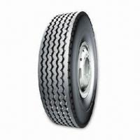 Wholesale Truck Tire, Designed with Fluent Pattern Sculpt and Multi-pitch Tread Pattern from china suppliers