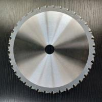 Wholesale 14 inch best chop saw blade for steel with 75cr1 plate for cutting Angle irons, steel studs from china suppliers