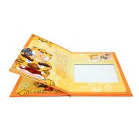 Wholesale Professional Custom Photo Book Printing With Die-cut Window / Hot-Stamp from china suppliers