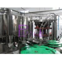 Wholesale High Speed Beverage Juice Can Filling Machine , Automatic Can Sealing Equipment from china suppliers