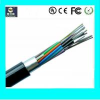 Wholesale Armored singlemode fiber optic cable outdoor 6core fiber optic price GYTA from china suppliers