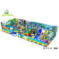 Quality Ball Pool Baby Indoor Playground Colorful Theme With Customized Size for sale