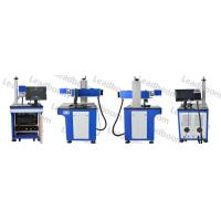 Wholesale 100W Synrad  Co2 Laser Marking Machine Paser Box Button Wood Farbic Co2 Glass Tube from china suppliers