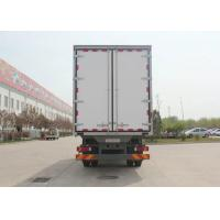 China SINOTRUK Refrigerated Van Truck For Frozen Food High Temperature Stability 20CBM on sale