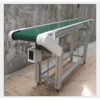 Wholesale Small Assembly Line Roller Conveyors , Belt Driven Conveyor For Climbing from china suppliers
