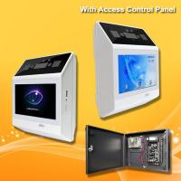 Wholesale Biometric Recognition Iris Access Control System With Voice Prompt Speaker from china suppliers