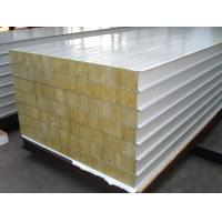 Wholesale Pre Painted Composite Sandwich Panels Width 1000mm Polyurethane Sandwich Panel from china suppliers
