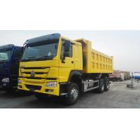 Wholesale ZZ3257N3647 Heavy Duty Dump Truck 6x4 10 Wheeler 18m3 HOWO 371 Truck from china suppliers
