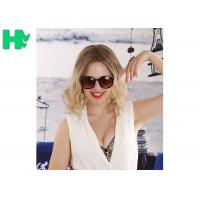 Wholesale Wholesale Cheap Fashionable Attractive Design Two Tone Color Synthetic Wigs from china suppliers