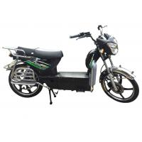 Wholesale Steel Frame Adult Electric Bike , 60V 20Ah Lead - Acid  Cool Build Electric Bike from china suppliers