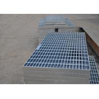 Wholesale 32 X 5mm Steel Walkway Grating, Flat Hot Dipped Galvanised Steel Grating from china suppliers