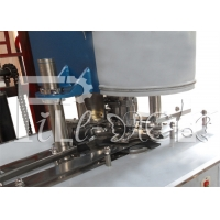 Wholesale 2300CPH Single Head Automatic liquid / solid Can Sealing Machine from china suppliers