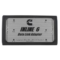 Wholesale 2018 8.3 Latest Software Version Truck Diagnostic Tool Cummins INLINE 6 Data Link Adapter With High Quality from china suppliers
