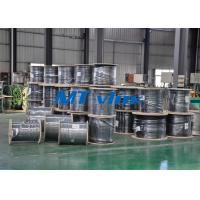 Wholesale 316L / 1.4404 Welded Coiled Seamless Stainless Steel Pipe For Multi - Core Tube from china suppliers