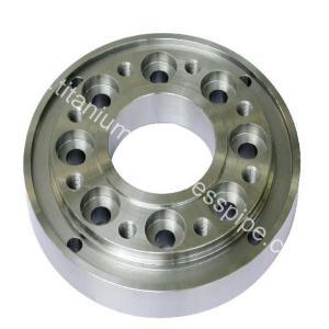 Wholesale grade2 grade7 titanium asme b16.5 pressure vessel flange from china suppliers