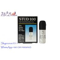 Wholesale 100% Original Retarded Ejaculation Stud 100 Male Delay Sprays Keep Long Time from china suppliers