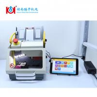 Wholesale Tablet Operate Single Sided Keys Duplicator Cutting Machine for Mobile Locksmith from china suppliers