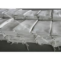 China Non Woven Nomex / Polyester Filter Bag With Excellent Mechanical Behavior on sale