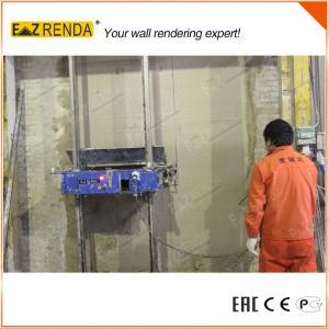 Wholesale Auto Rendering Machine Cement Plastering Machine Render House Brickwork from china suppliers