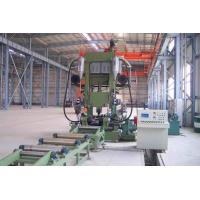 Wholesale H Beam Assembly Welding Straightening Production Iine,H Beam Welding from china suppliers