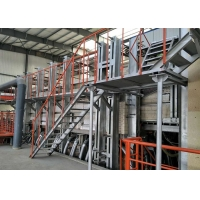 Wholesale ISO45001 50TPD End Fired Furnace For Glass Production Line from china suppliers