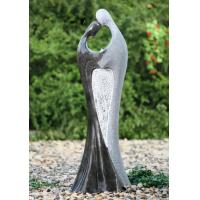 China 43 X 32 X 123 Cm Contemporary Garden Fountains For Home Decoration  wholesale