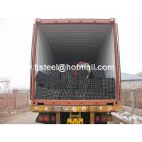 Wholesale water line pipe hollow section galvanized round steel pipe p235gh from china suppliers