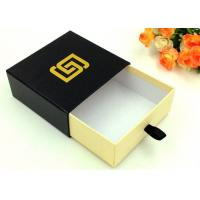 Wholesale Recycled Paper Gift Boxes , CMYK / Pantone Color Sliding Drawer Gift Boxes from china suppliers