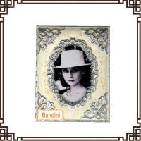 Wholesale Rectangle luxury wedding gift European resin photo frames wholesale photo frame A0394P from china suppliers
