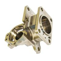 Wholesale Optional Dimension CNC Stainless Steel Machining , Metal CNC Turning Parts from china suppliers