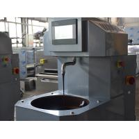 Buy cheap SUS304 Material Industrial Chocolate Tempering Machine And Enrobing Machine from wholesalers
