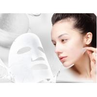 Buy cheap Organic Mask Aloe Vera Crystal Facial Mask 21*21cm size can be customized from wholesalers