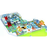 Wholesale Large Residential Indoor Playground Equipment / Home Playground Equipment from china suppliers
