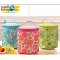 Wholesale Customized Summer Radio Cooler Bag , Kids small round ice packs from china suppliers