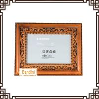 Wholesale home decor Beautiful Resin Elegant Cheap Thicken Photo Frame A0427E from china suppliers