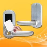 Wholesale Commercial Key Card Access Door Locks 36-50 Mm Thickness For Home Easy Installation from china suppliers