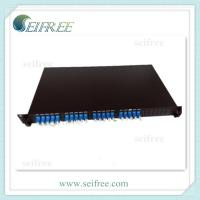 Wholesale 100g 16 CH DWDM Patch Panel for FTTH from china suppliers
