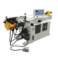 Wholesale Full Automatic Stainless Steel Tube Bender , Metal Cnc Pipe Bender Low Noise from china suppliers
