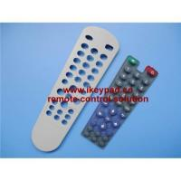 Wholesale Remote control conductive silicone rubber keypad from china suppliers