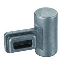 Plug in the machine 1025 carbon steel investment casting parts  / precision metal casting