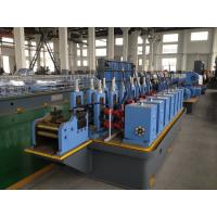 Wholesale High frequency High Speed welded tube making line for custom made steel pipes from china suppliers
