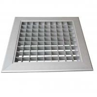 Wholesale aluminum eggcrate supply return air grille for ventilation(EG-C series) from china suppliers