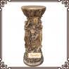Buy cheap craft pillar Roman Figure Pillars Lady Pedestal Classical Roman Pillar Design from wholesalers